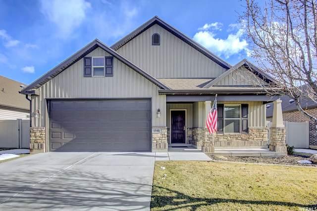 1540 N 475 E, North Ogden, UT 84404 (#1720652) :: Utah Dream Properties