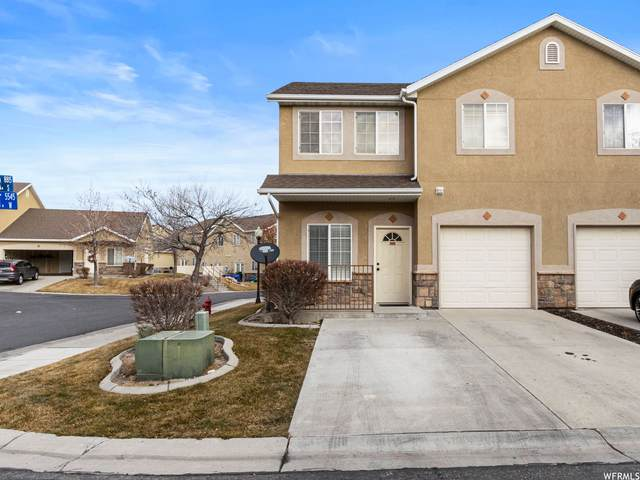 5542 W Bull Creek Ct, West Jordan, UT 84081 (#1720659) :: Big Key Real Estate