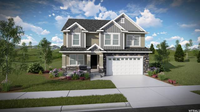 1563 W Stone Gate Dr #923, Saratoga Springs, UT 84045 (#1720662) :: Doxey Real Estate Group