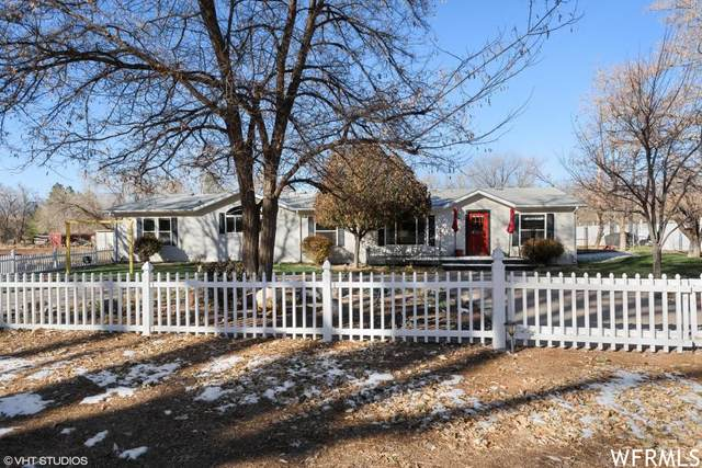 77 N 300 E, Kanarraville, UT 84742 (MLS #1720668) :: Lawson Real Estate Team - Engel & Völkers