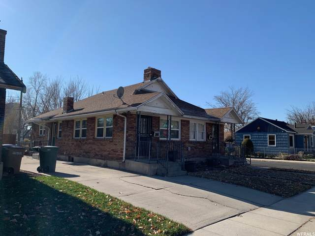 204 E Downington Ave S, Salt Lake City, UT 84115 (MLS #1720673) :: Lookout Real Estate Group
