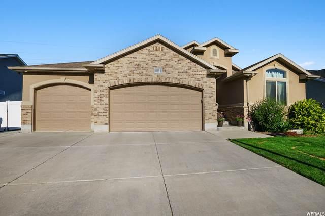 6889 S Canyon Meadows Dr., South Weber, UT 84405 (#1720696) :: Utah Dream Properties