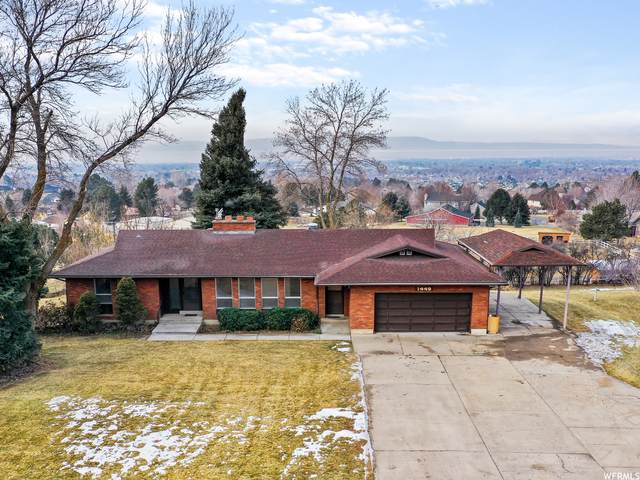 1449 Ewe Turn, Kaysville, UT 84037 (#1720697) :: Red Sign Team