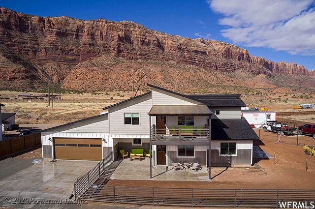 60 Tangren Dr Lot 1A, Moab, UT 84532 (#1720699) :: Colemere Realty Associates