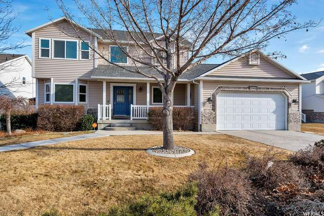 11949 S Copper Mine Dr W, Herriman, UT 84065 (#1720703) :: Colemere Realty Associates