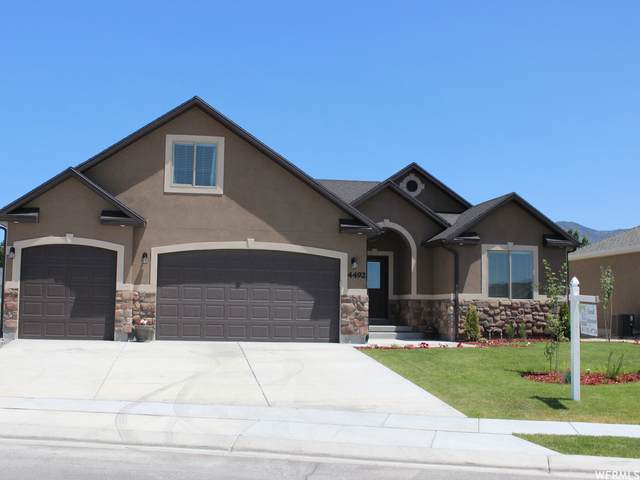 4492 N Stanford Dr, Eagle Mountain, UT 84005 (#1720706) :: Exit Realty Success