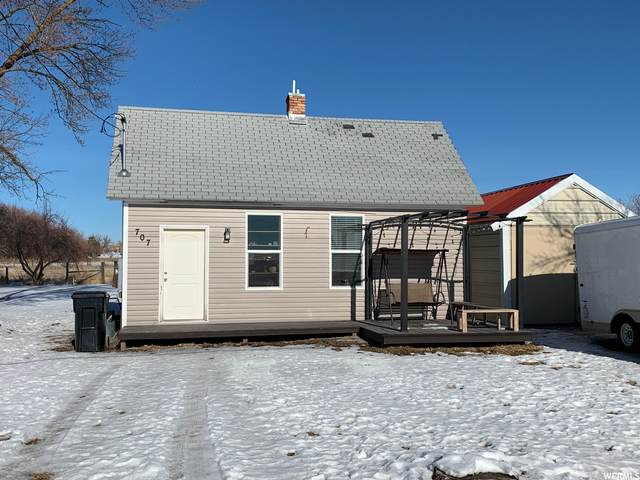 707 E 800 N, Preston, ID 83263 (#1720717) :: Berkshire Hathaway HomeServices Elite Real Estate