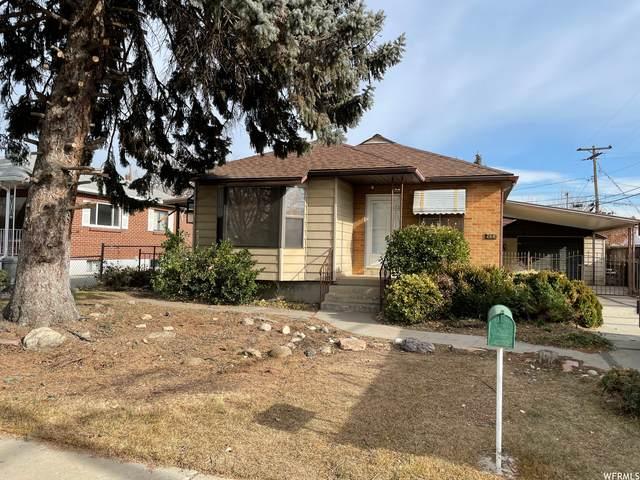 746 N Catherine St W, Salt Lake City, UT 84116 (MLS #1720728) :: Lookout Real Estate Group