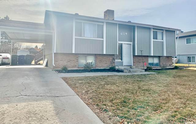 6119 W Brook Hollow Dr S, West Valley City, UT 84128 (#1720736) :: Red Sign Team