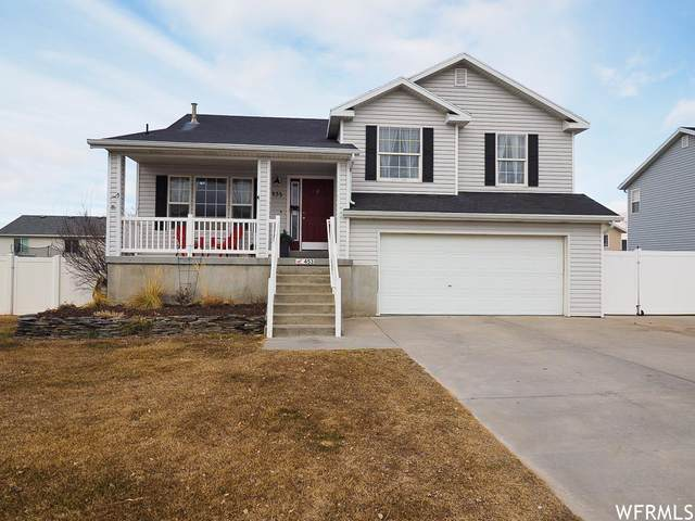 453 E 700 N, Tooele, UT 84074 (#1720749) :: Red Sign Team
