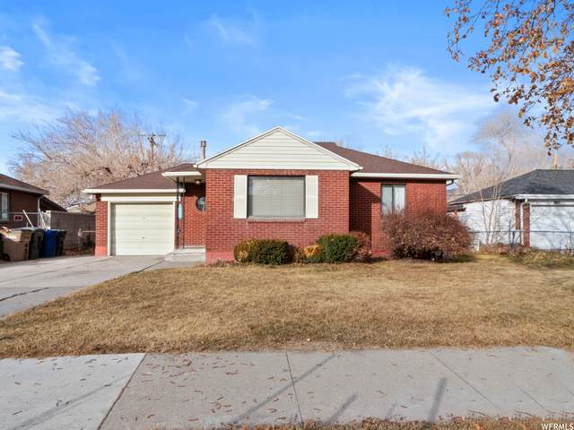 1142 W Talisman Dr N, Salt Lake City, UT 84116 (#1720763) :: Berkshire Hathaway HomeServices Elite Real Estate
