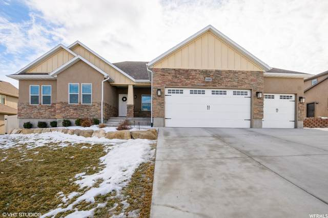 1458 S Sage Bloom Way W, Saratoga Springs, UT 84045 (#1720774) :: goBE Realty