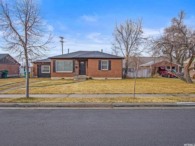 5758 S Lindon St, Murray, UT 84107 (#1720783) :: Bustos Real Estate | Keller Williams Utah Realtors