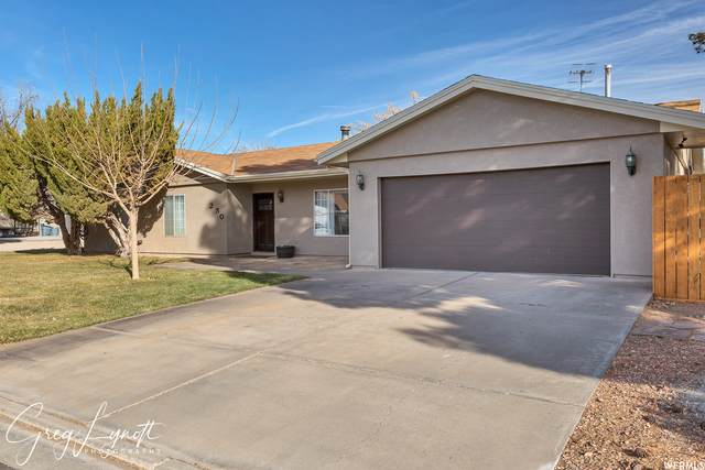 250 N 470 W, La Verkin, UT 84745 (MLS #1720787) :: Lawson Real Estate Team - Engel & Völkers