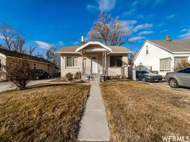 3539 Jefferson Ave, Ogden, UT 84403 (#1720791) :: Red Sign Team