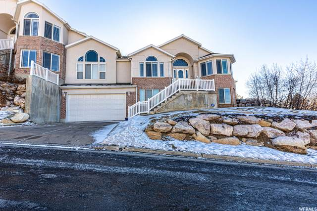1354 E Woods Dr, Bountiful, UT 84010 (#1720806) :: REALTY ONE GROUP ARETE