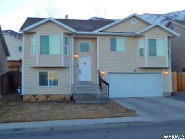 88 N Peach St, Santaquin, UT 84655 (#1720811) :: Red Sign Team