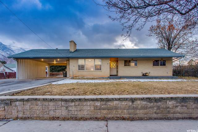 174 E Main, Santaquin, UT 84655 (#1720815) :: Red Sign Team