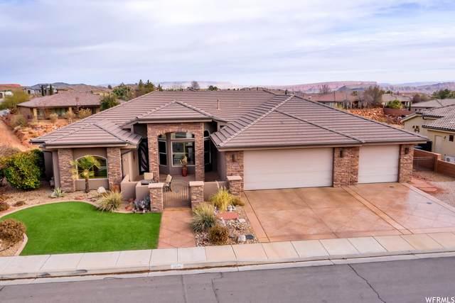 1526 N Parkstone Rd W, Washington, UT 84780 (#1720824) :: Berkshire Hathaway HomeServices Elite Real Estate