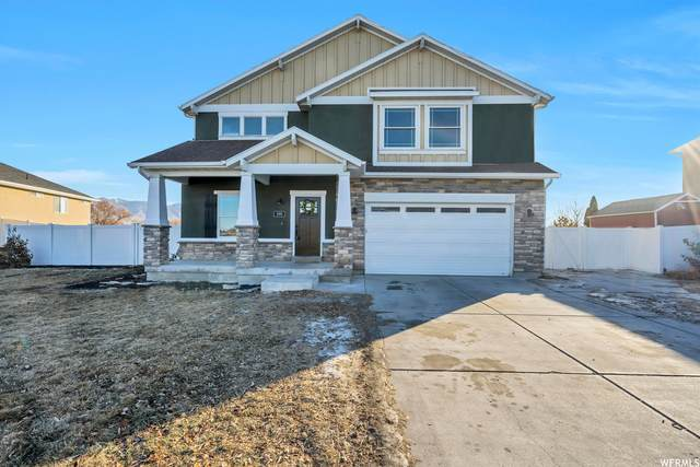 595 W Mulberry St, Stansbury Park, UT 84074 (#1720833) :: Red Sign Team
