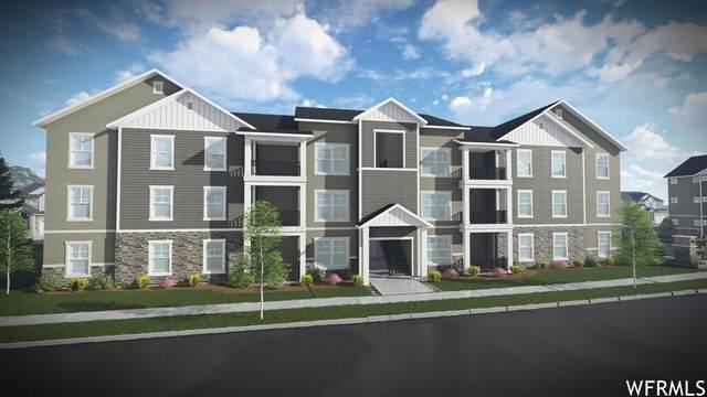 322 W 410 N Pp204, Vineyard, UT 84059 (#1720861) :: Colemere Realty Associates