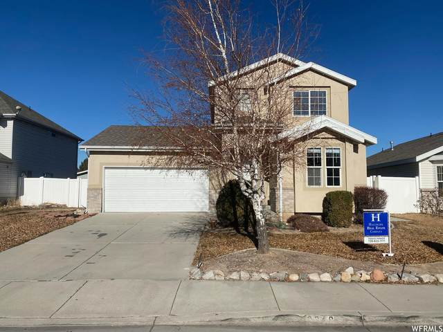 3348 W Brookway Dr, West Valley City, UT 84119 (#1720879) :: Red Sign Team