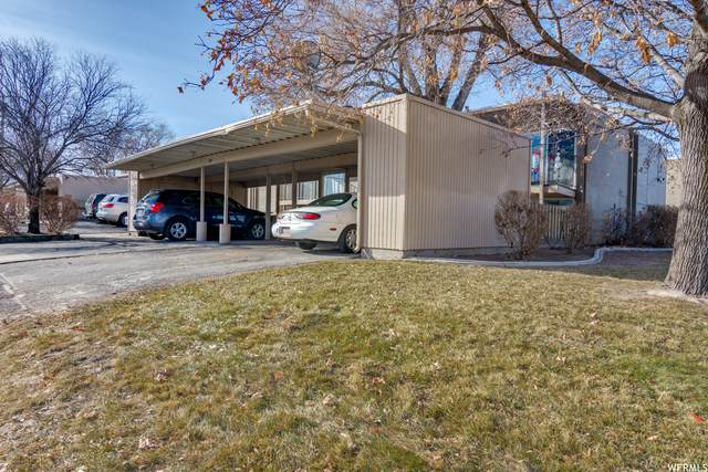 4408 S Rosehaven Ct C, West Valley City, UT 84120 (#1720884) :: Red Sign Team