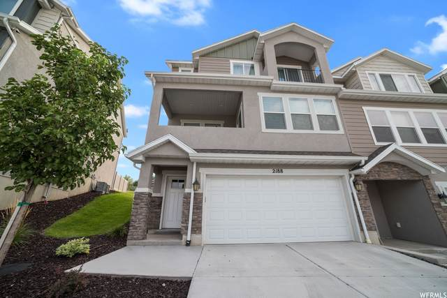 2188 W Crestview Dr, Lehi, UT 84043 (#1720900) :: Utah Dream Properties