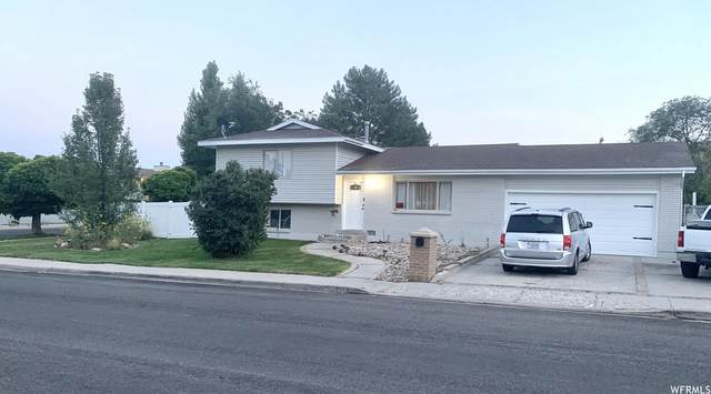 5371 W Conewood St, West Valley City, UT 84120 (#1720906) :: Red Sign Team