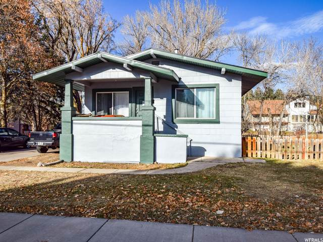 595 E Center St, Logan, UT 84321 (#1720908) :: goBE Realty