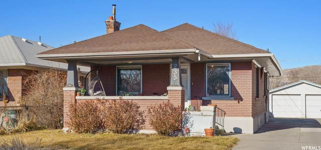 235 E Hampton Ave S, Salt Lake City, UT 84111 (#1720919) :: Gurr Real Estate
