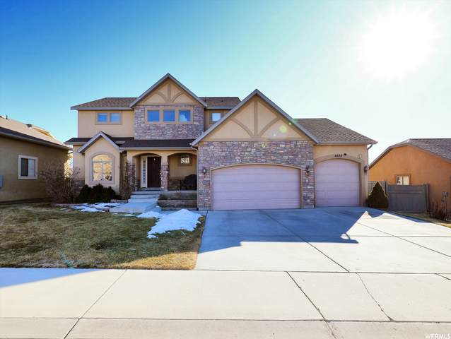 8658 N Franklin Dr, Eagle Mountain, UT 84005 (#1720920) :: goBE Realty