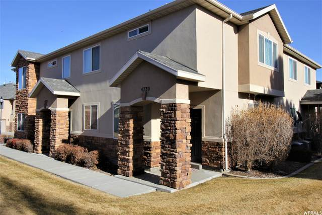 4739 W Thorndale Way, West Jordan, UT 84084 (#1720930) :: Colemere Realty Associates