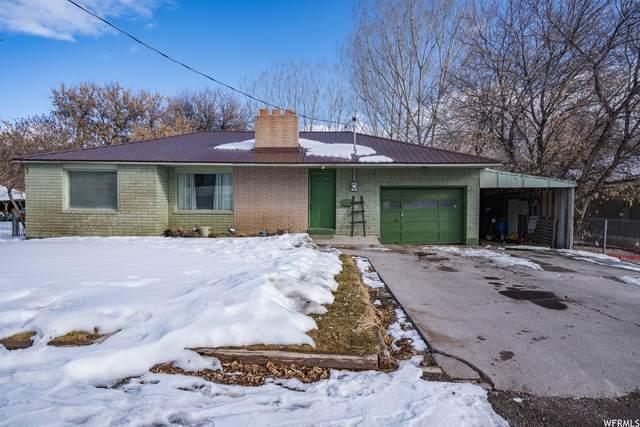 456 N 400 W, Malad City, ID 83252 (#1720938) :: Utah Best Real Estate Team | Century 21 Everest