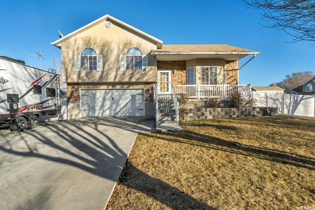 3373 S Timeron Dr W, West Valley City, UT 84128 (#1720943) :: The Fields Team