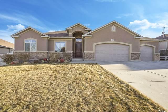 6337 W Copper Dust Ln, West Jordan, UT 84081 (#1720944) :: Bustos Real Estate | Keller Williams Utah Realtors