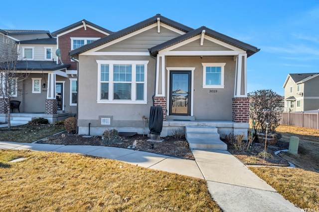 3019 S Ashburton Ln, West Valley City, UT 84120 (#1720950) :: Bustos Real Estate | Keller Williams Utah Realtors