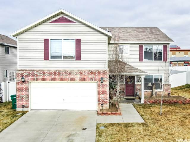 609 E 1800 S, Clearfield, UT 84015 (#1720953) :: Colemere Realty Associates