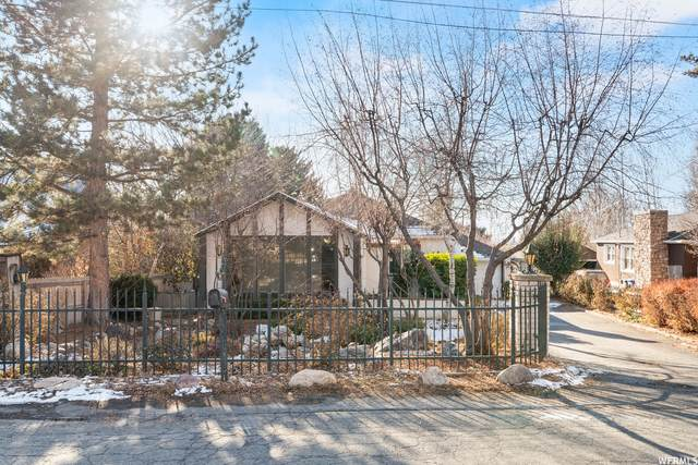 4602 S Russell St, Holladay, UT 84117 (#1720958) :: Colemere Realty Associates