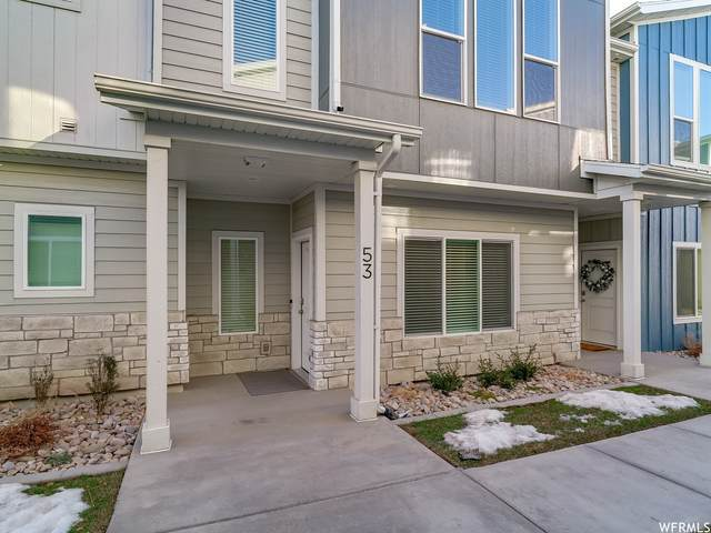 270 E 1825 N #53, North Ogden, UT 84414 (#1720970) :: Big Key Real Estate