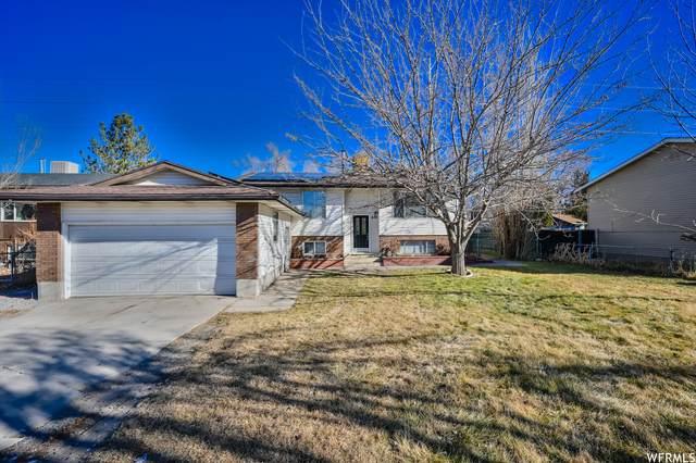 426 N 1400 W, Salt Lake City, UT 84116 (#1720972) :: Gurr Real Estate