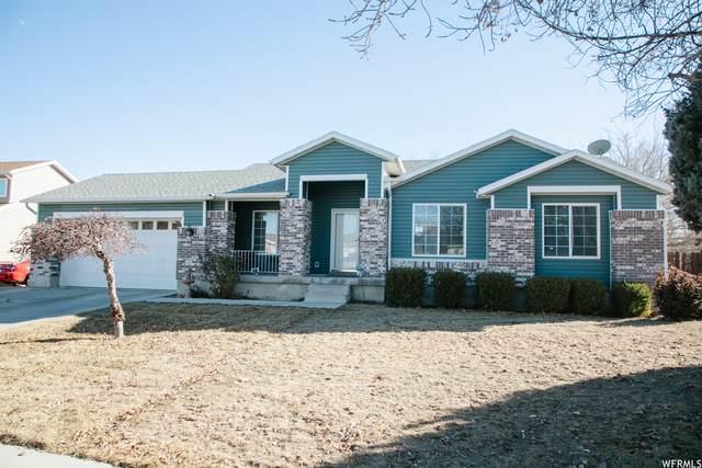 4583 W Ripple Dr, West Jordan, UT 84088 (#1720973) :: Bustos Real Estate | Keller Williams Utah Realtors
