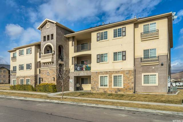 3635 E Clear Rock Rd Rd #12, Eagle Mountain, UT 84005 (#1720984) :: Exit Realty Success