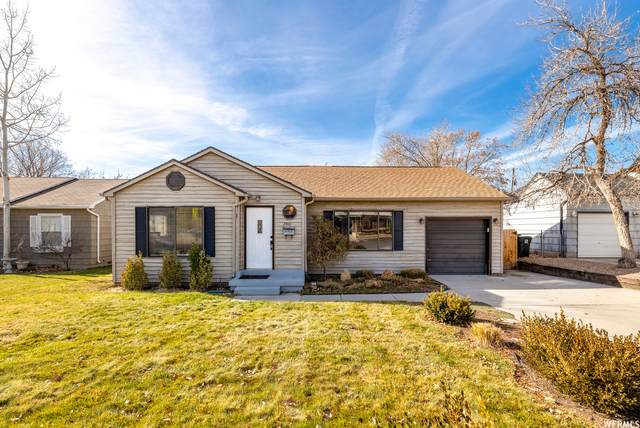 2966 S 2520 E, Salt Lake City, UT 84109 (#1720987) :: Colemere Realty Associates