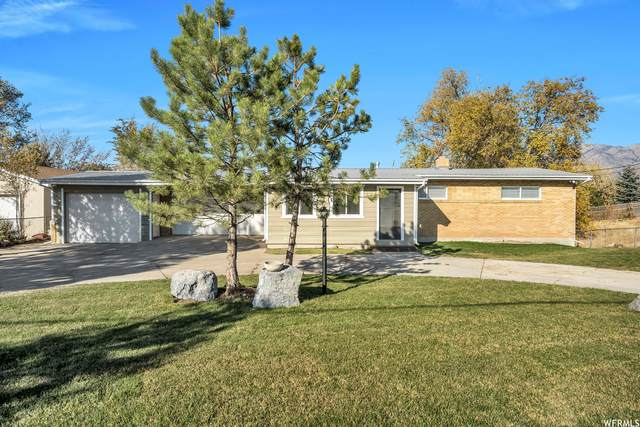 1617 E 9400 S, Sandy, UT 84093 (#1721042) :: Doxey Real Estate Group