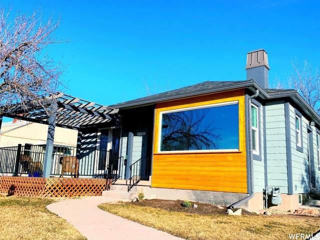3101 S Imperial St, Salt Lake City, UT 84106 (MLS #1721056) :: Lookout Real Estate Group