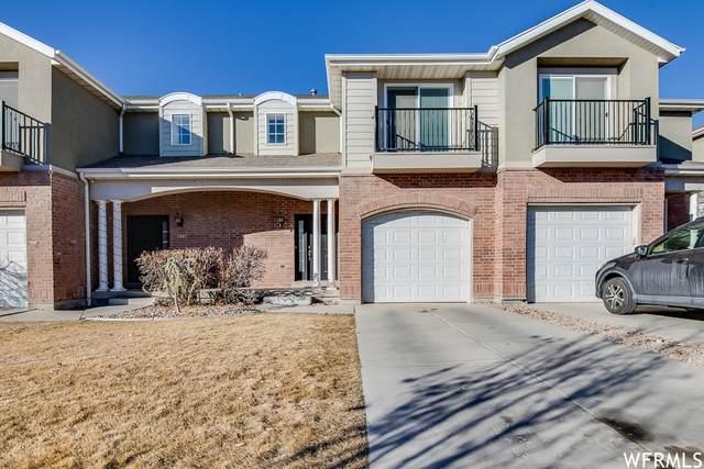 1491 N August Dr, Saratoga Springs, UT 84045 (#1721061) :: Big Key Real Estate