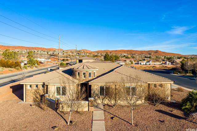 2192 W 1970 Cir N, St. George, UT 84770 (#1721067) :: The Lance Group