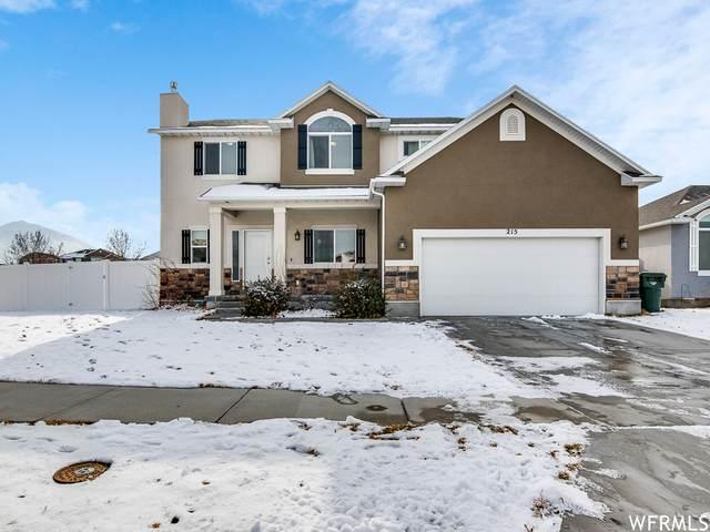 215 W 970 N, Tooele, UT 84074 (#1721068) :: Big Key Real Estate