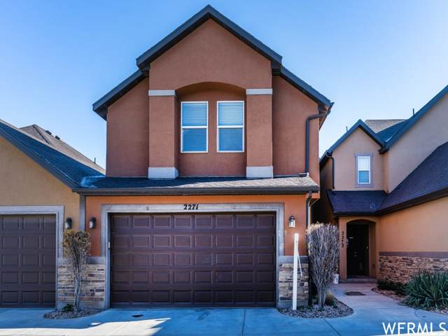 2271 S 1925 W, Woods Cross, UT 84087 (#1721072) :: Red Sign Team